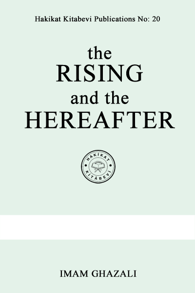 20) the Rising and the Hereafter